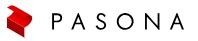 pasonaのロゴ